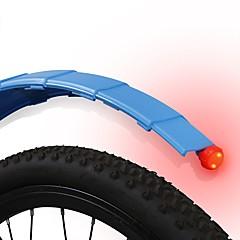 abordables Guardabarros para Bicicletas-Más Accesorios Luz LED de Seguridad Ciclismo de Montaña Ciclismo Anti-Shake Portátil Compuesto