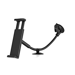 cheap iPad Mounts & Holders-Car Universal Tablet mount stand holder Front Windshield Universal Tablet Buckle Type ABS Holder