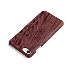 Недорогие Кейсы для iPhone 7 Plus-Кейс для Назначение iPhone 7 Plus IPhone 7 Apple iPhone 7 Plus iPhone 7 Защита от удара Кейс на заднюю панель Сплошной цвет Твердый ПК для
