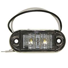 Недорогие Фары для мотоциклов-SENCART Очень легкие Внешние осветительные приборы Для Все года Универсальный свет автомобиля