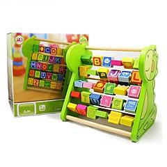 DHZ-kit Bouwblokken Educatief speelgoed Speeltjes Rechthoekig Dinosaurus Stuks Jongens Meisjes Geschenk
