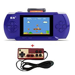 お買い得  ゲーム機-ポータブルrs-2aハンドヘルドゲームプレーヤー3.2子供用ビデオゲームコンソール300クラシックゲームサポートavポートフリーカートリッジ第2プレイヤーコントローラ