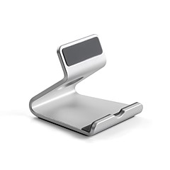 Desk Mobile Phone Tablet mount stand holder Anti-slip Mat Universal Gravity Type Holder