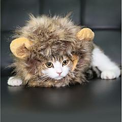 Kattenspeeltje Huisdierspeeltjes Pluche speelgoed Schattig Halloween Kerstmis Nepbont