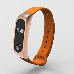 お買い得  腕時計ベルト-xiaomi mi band 2 tpeクイックリリースソフトラバー交換用時計バンド