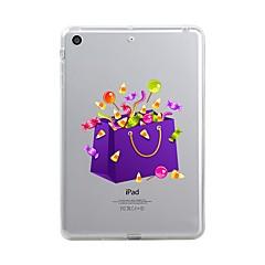 עבור iPad (2017) כיסויים מכסים ל שקוף תבנית כיסוי אחורי מגן שקוף חג מולד רך TPU ל Apple iPad (2017) iPad Pro 12.9'' iPad Pro 9.7 '' iPad