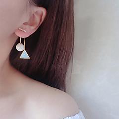 preiswerte Ohrringe-Damen Quaste Tropfen-Ohrringe - Modisch, Elegant Schwarz / Blau / Rosa Für Party / Alltag