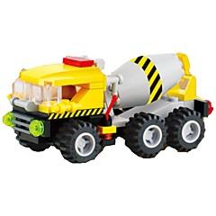 أحجار البناء سيارة الحفريات ألعاب آلات الحفر الأطفال 1 قطع