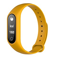 hhy nieuwe y2s slimme draagbare sport armband oproeper informatie herinnering beweging stap tellen waterdicht hartslag monitoring