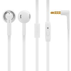 JTX S808 W uchu Przewodowy/a Słuchawki Dynamiczny Telefon komórkowy Słuchawka Izolacja akustyczna z mikrofonem Zestaw słuchawkowy
