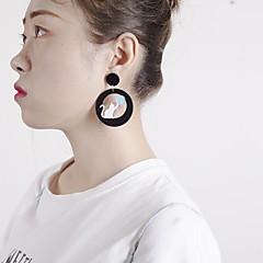 Női Függők Francia kapcsos fülbevalók Divat aranyos stílus Akril Animal Shape Ékszerek Kompatibilitás Napi Hétköznapi