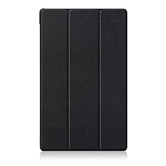 Χαμηλού Κόστους Θήκες Tablet-pu δερμάτινη θήκη για amazon νέα φωτιά Kindle hd10 hd 10 2017 με φιλμ οθόνης