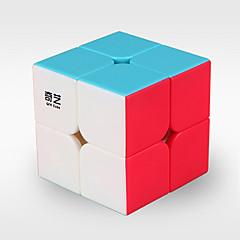 Rubik's Cube QIYI QIDI S 162 Smooth Speed Cube 2*2*2 Smooth Sticker Magic Cube ABS Square Gift