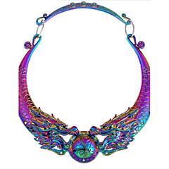 Жен. Ожерелья с подвесками Имитация Алмазный Дракон Сплав Винтаж Бижутерия Назначение Для вечеринок Повседневные