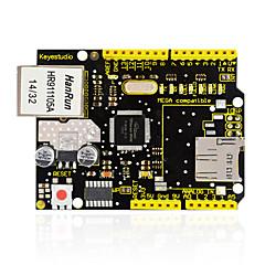 tanie Płyty główne-keyestudio w5100 ekran ochronny do arduino uno r3 mega 2560