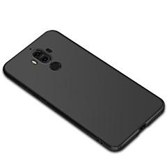 halpa Huawei kotelot / kuoret-Etui Käyttötarkoitus Huawei Mate 10 pro Mate 10 Ultraohut Himmeä Takakuori Yhtenäinen väri Kova PC varten Huawei Mate 10 Huawei Mate 10