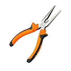 multi handverktyg 6 tum lång näsetång skärning spännstrimmande elektriker reparation platt mini plier