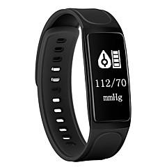 c7s smartband hjertefrekvens blodtryk overvågning smart armbånd vandtæt armbånd fitness tracker ure