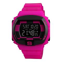 preiswerte Damenuhren-Herrn / Damen Militäruhr / Armbanduhr / Digitaluhr Japanisch Schlussverkauf Silikon Band Charme Schwarz / Blau / Grün
