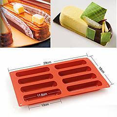 voordelige -Cake Moulds Vierkant voor Cake voor Brood Cupcake Cake Brood Siliconen