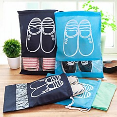 Storage Bags Drawers Shoe Bags with Feature is High Definition Scratch Proof Shoes , 147 Shoes