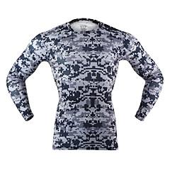 Arsuxeo Homens Camiseta de Corrida Secagem Rápida Leve Reduz a Irritação para Correr Ioga Ciclismo Boxe Exercício e Atividade Física