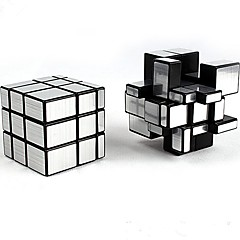 Rubik's Cube Mirror Cube 3*3*3 Smooth Speed Cube Magic Cube Stress and Anxiety Relief Office Desk Toys Holiday Birthday Novelty Gift