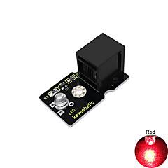 お買い得  センサー-keyestudio簡単なプラグインデジタル赤LEDモジュールarduino