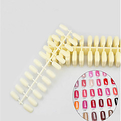 120本のネイルチップは、爪のアートサロンのデザインメイクアップ化粧品false爪