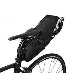 olcso -Kerékpáros táska Túratáskák csomagtartóra Vízálló Vízálló cipzár Fitnesz Kerékpáros táska Poliészter /Pamut Vízálló szövet Műanyag