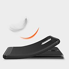 tanie Etui / Pokrowce do Huawei-Kılıf Na Huawei Huawei Mate 8 Mate 10 lite Mate 10 Szron Czarne etui Solid Color Miękkie TPU na Mate 10 Huawei Mate 8 Mate 10 lite Mate 9