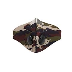 Недорогие Средства индивидуальной защиты-SULAITE Защитная экипировка Фильтры Мотоцикл защитный механизм Все Взрослые Лайкра спандекс Lycra® Fogproof Ручная стирка Стреч Защита от