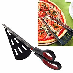 Detachable Pizza Scissors Stainless Steel Pizza Shovel  Baking Tools Bakeware Kitchen Scissors