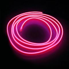 preiswerte LED Lichtstreifen-BRELONG® 5m Leuchtgirlanden 0 LEDs EL Weiß / Rot / Blau Wasserfest / Selbstklebend 12 V 1pc
