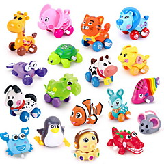 Wind-up Toy Toys Fish Animals Plastics Pieces Not Specified Kids Gift