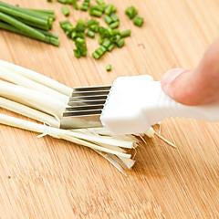 baratos Menos de R$10-Utensílios de cozinha Metal Multifunções Cortador e Fatiador Vegetais