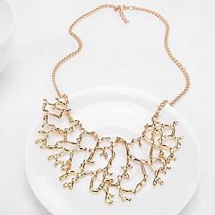 preiswerte Halsketten-Damen Anhängerketten  -  Einfach, Elegant Gold Modische Halsketten Für Alltag, Normal