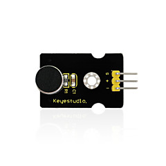 お買い得  センサー-arduinoのためのkeyestudioアナログサウンドノイズセンサー検出モジュール