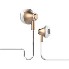 xo s5 earbud älykäs linja ohjaus kuulokkeet käämitys metalli yleiskäyttöön