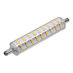 ywxlight® r7s 108led 12w 2835smd 118mm melegfehér 360 fokos led izzó cserélje ki a halogén lámpát ac 220-240v