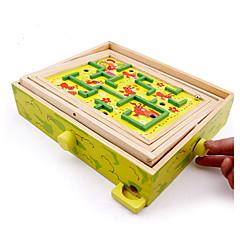 お買い得  パズルおもちゃ-迷路 迷路 おもちゃ 飛行機 ストレスや不安の救済 減圧玩具 クラシック 成人 1 小品
