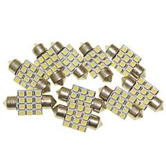 abordables Luces Interiores de Coche-SENCART Bombillas 1.5W W SMD LED lm 12 Luces interiores ForUniversal Todos los Años
