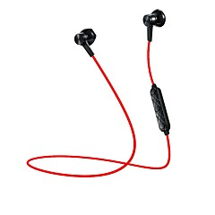 MTS i8 Sport Bluetooth Earphone V4.1 Magnetic Wireless Earbuds Headset Noise Reduction Earphones with Mic for Phone