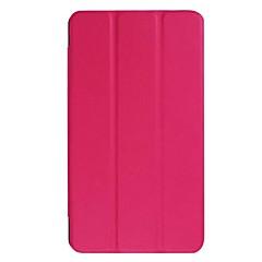 preiswerte Tablet-Hüllen-Hülle Für Ganzkörper-Gehäuse Tablet-Hüllen Solide Hart PU-Leder für
