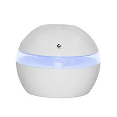 abordables Hogar Inteligente-Yk30lb 200 ml mini portátil usb atomizador humidificador difusor purificador de aire fabricante de la niebla para la oficina del