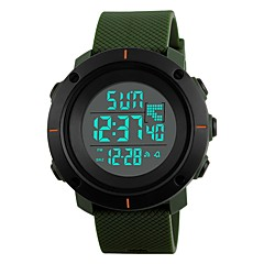 Men's Kid's Casual Watch Sport Watch Fashion Watch Japanese Digital Calendar / date / day Water Resistant / Water Proof Dual Time Zones