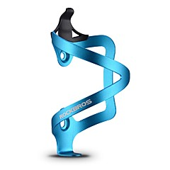 abordables Bidones y Portabidones-Jaula de la botella de agua Resistencia al desgaste Ciclismo / Bicicleta Tela Impermeable / Aleación de aluminio Plata / Rojo / Azul
