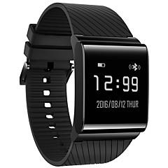 tanie Inteligentne zegarki-Inteligentne Bransoletka iOS / Android Pulsometr / Krokomierze / Powiadamianie o wiadomości Krokomierz / Rejestrator snu / Znajdź moje