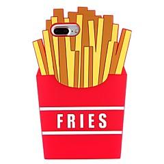 Недорогие Кейсы для iPhone 7-Кейс для Назначение Apple iPhone X iPhone 8 iPhone 8 Plus iPhone 6 iPhone 6 Plus iPhone 7 Plus iPhone 7 Своими руками Кейс на заднюю