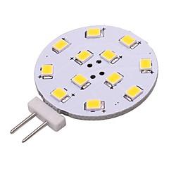 preiswerte LED-Birnen-1pc 2W 180lm G4 LED Doppel-Pin Leuchten 12 LED-Perlen SMD 2835 LED-Lampe Warmes Weiß Kühles Weiß 12V